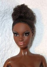 NUDE-Alvin Ailey Barbie-N4980-Mbili-Body Type:Pivotal-Hair Color:Dark Brown
