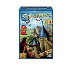 Carcassonne board game 2015 edition now with the River and Abbot expansions