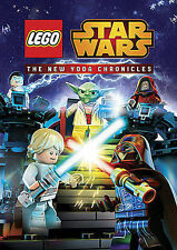 LEGO Star Wars: The New Yoda Chronicles (DVD, 2015) BRAND NEW FREE SHIPPING
