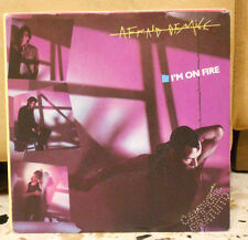 AFRAID OF MICE - I'M ON FIRE - DOWN IN THE PARK - vinile 45 PROMO nuovo 1981