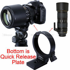 Lens Tripod Mount Ring w/ Quick Release Plate for Nikon AF-S 70-200mm 1:4G ED VR