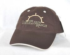 *THE LODGE AT SUN RANCH* Fishing Hunting MONTANA Ball cap hat OURAY embroidered