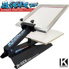 Machine à imprimer presse pour textile couleur impression / écran de Serigraphie