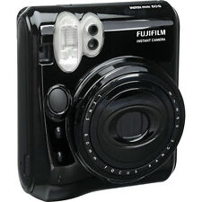 Fuji Instax Mini 50s Instant Print Film Camera (Piano Black) - NEW