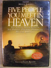 The Five People You Meet in Heaven (DVD, 2005) BRAND NEW!
