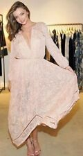 ZIMMERMANN Henna Floating Fringe Dress Size US 4-6 Orig. $814 NWT Sold Out Rare