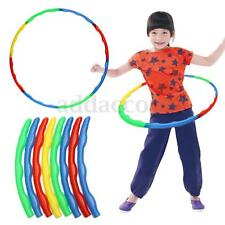 Weight Loss Fitness Hoola Hoop Kids Adult Massage Slim Yoga Workout Exercise New