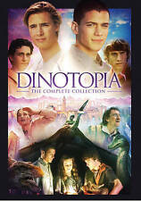 """DINOTOPIA: THE COMPLETE COLLECTION"" (DVD, 2016, 4-Disc Set)LIKE NEW"