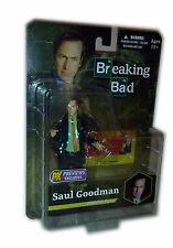 Breaking Bad SAUL GOODMAN Action Figure PREVIEWS Exclusive  with Business Card