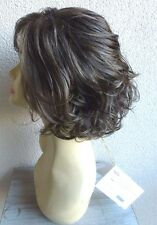 NWT YAFFA WASH & GO WAVY JEWEL 12/7 50/50 HUMAN HAIR BLEND WIG BROWN SHEITEL