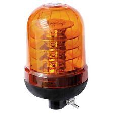LED Rundumleuchte 12/24V 60 LEDs Beleuchtung Warnleuchte Absicherung, gelb