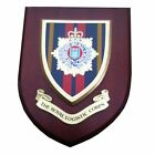 RLC Royal Logistic Corps Wall Plaque UK Hand Made for MOD Regimental Military
