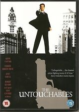UNTOUCHABLES R2 DVD with Kevin Costner