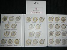 The Great British Coin Hunt £2 Collector Album MINT Unused Condition