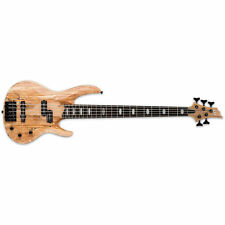 ESP LTD RB-1005SM Natural Satin NS 5-String Electric Bass + Free Gig Bag RB 1005