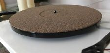 Analogue Studio Cork Rubber Turntable Platter Mat  Fit Pro-ject, Rega etc