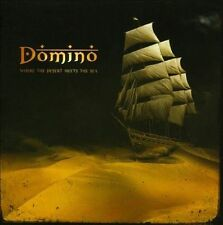 Where The Desert Meets The Sea by Domino (Australia) (CD, 2013)