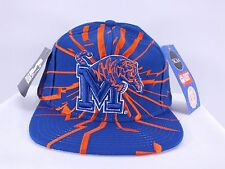 MEMPHIS TIGERS NCAA SNAPBACK NEW CAP BY STARTER (D56)