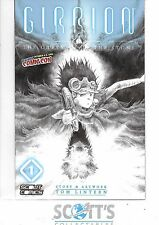 GIRRION  #1  NM   (NYCC VARIANT) SCOUT COMICS