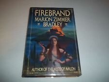 The Firebrand by Marion Zimmer Bradley (1987, Hardcover) used