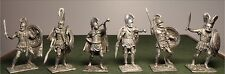 lead soldier,Ancient Greece,unpainted,hand made,collectable,exclusive item