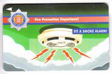 EUROPE  TELECARTE / PHONECARD .. ILE JERSEY 2£ GPT 41JERD POMPIER FIRE