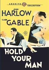 HOLD YOUR MAN - (1933 Jean Harlow) Region Free DVD - Sealed