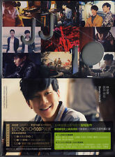 JJ Lin: Stories Untold - Deluxe Edition (2013) Taiwan /  CD & 3DVD  & BOOK