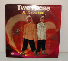 CD 2 TITRES - TWO FACES DANSE SUR LE FUNKY