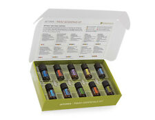 doTERRA Family Essentials Physician Kit 10 x 5ml Oils Frankincense Lavender +++