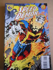 SPEED DEMON n°1 1996 Marvel Comics   [SA26]