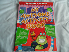 Boredom Bashers - My Awesome Activity Book