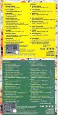"""RARI 2 CD """"LE CANZONI PER MINA E CELENTANO VOL 1 e 2 """" TALENTI DEL C.E.T.+ BASI"""