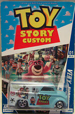 Hot Wheels CUSTOM DAIRY DELIVERY Toy Story Limited 1/1 Made!