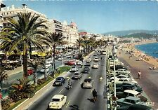 BR952 France Nice cars voitures panorama