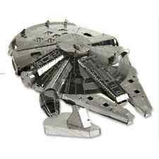 "Millennium Falcon ""Star Wars""  Metallic Puzzle 3D"