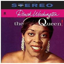 Dinah Washington THE QUEEN! 180g +MP3s LIMITED WaxTime Records NEW VINYL LP