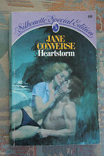Jane Converse, Heartstorm - Silhouette Special Edition