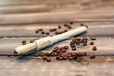 Natural Hardwood Cleaning Brush - For Espresso Drip Aeropress Coffee Grinder