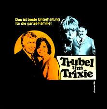 Trubel um Trixie ORIGINAL Kino-Dia / Film-Dia/ Diacolor/ Uschi Glas / Peter Weck