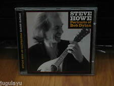 STEVE HOWE PORTRAITS OF BOB DYLAN RARE OOP CD