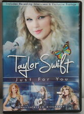 Taylor Swift : Just for You Taylor Swift DVD