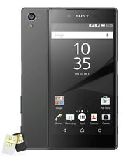 New Sony XPERIA Z5 Dual E6683 Quad 23MP 4G (FACTORY UNLOCKED) 32GB Black Phone