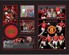 New Manchester United Limited Edition Memorabilia