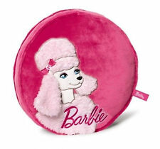 Nici 34366 Pillow Poodle Sequin Round Chair Cushion Cushion Sofa Stool Barbie
