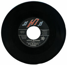 "BILL BLACK'S COMBO  ""LITTLE QUEENIE ""    MONSTER 60's CLUB SOUND   LISTEN!"