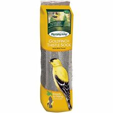 (2) THISTLE SEED SOCK FEEDERS - 13 oz - GOLD FINCH WILD BIRD FEED - SHIPS FREE