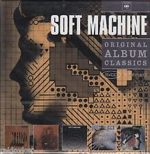 Soft Machine / Third, Fourth, Fith, Six, Seven (5 CDs,NEU! Original verschweißt)