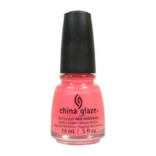 China Glaze Nail Polish Lacquer 80448 Pink Plumeria 0.5oz