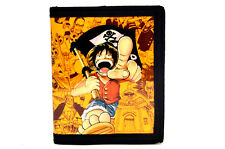 One Piece PU Leather Wallet / Monkey D. Luffy (ONP-B1D)
